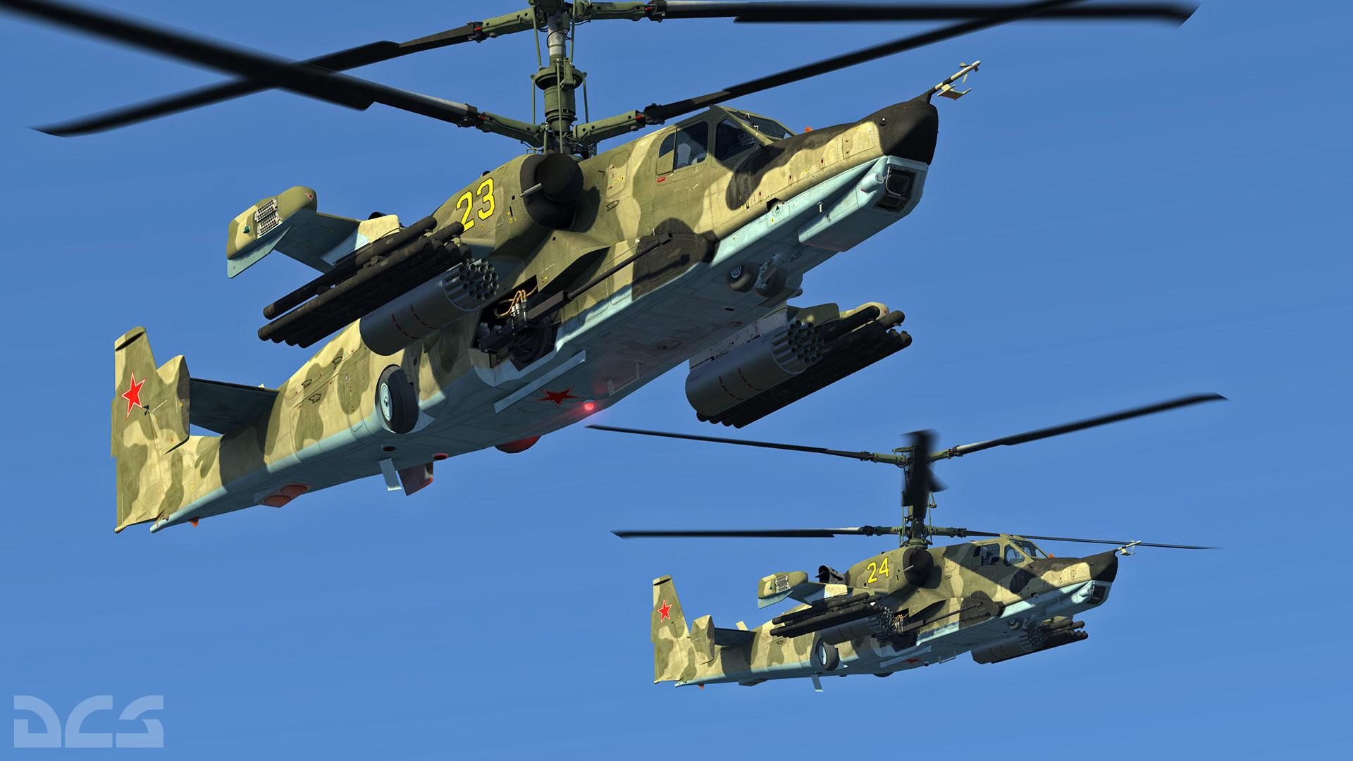 Ka-50 - DCS World Wiki - Hoggitworld com