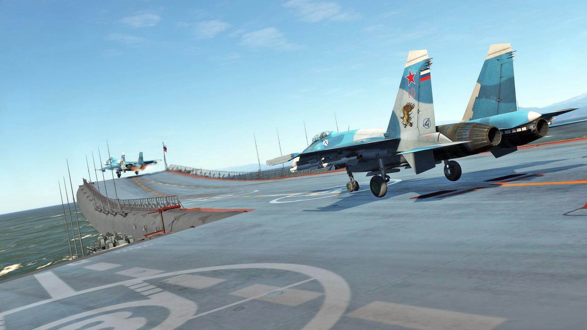 Carrier Air Operations - DCS World Wiki - Hoggitworld com